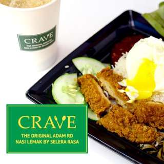 Full Time Crew at Crave $1500 - $1800