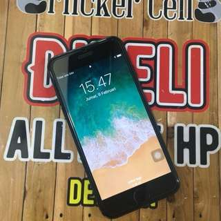 Iphone 7 128gb blackmatte full ori bisa tt alltype