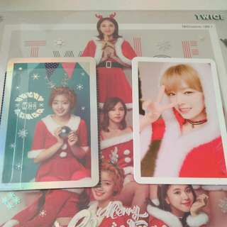 WTT / WTS Twice TT Christmas Photocard