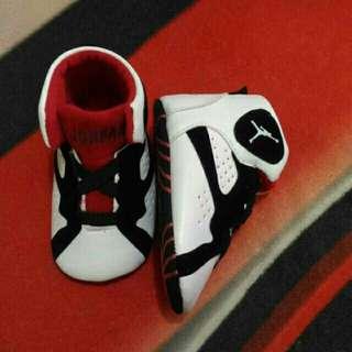 Air jordan prewalker shoes