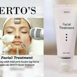 PROMO! ERTO'S Facial Treatment