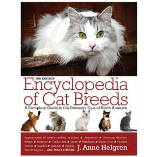 Ebook Encyclopedia of Cat Breeds 2nd Edition 2013