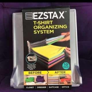 Ez Stax Shirt Organizer