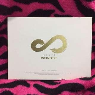 3rd Mini Album Infinitize