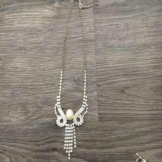 Necklace/Earring/Tiara