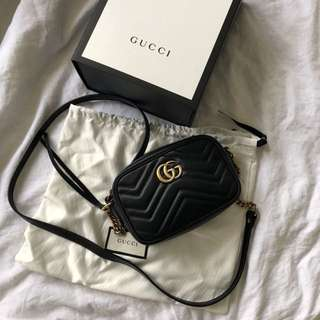 Gucci marmount mini
