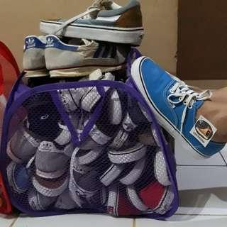 Sepatu vans,converse,adidas