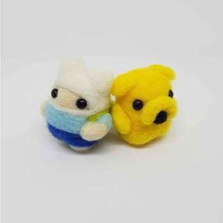 【Mini Series】Finn & Jake