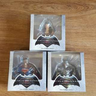 Justice League Batman vs Superman Batman v Superman  Batman,Wonder Woman & Superman  Figurine