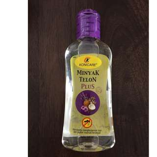 Konicare Minyak Telon Plus - 125ml