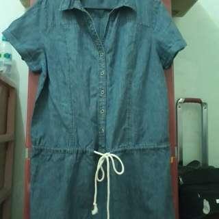 Kemeja / Mini Dress