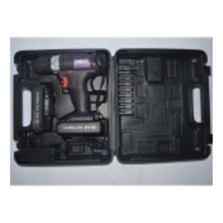 """Cordless Drill 21 Volts with FREE Hoyoma Japan C Clamp 2"""""""