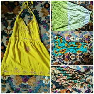 Take all dresses anak