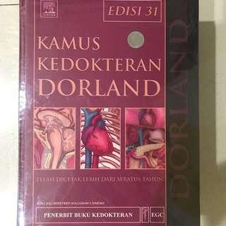 Kamus kedokteran dorland edisi 32