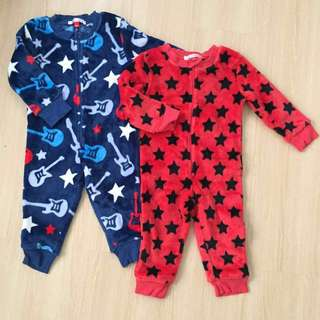 Fleece Sleepsuit