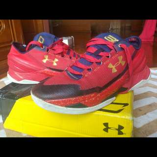Under Armour Stephen Curry 2 Low