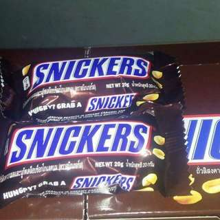 Snickers 20g x 12pcs per box