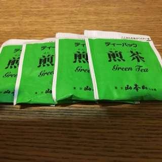 Green Tea 茶包4包