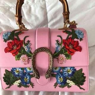 Authentic Gucci Dionysus Medium Top Handle Bag