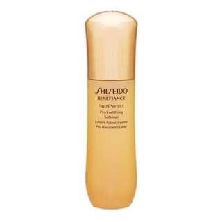 Shiseido Benefiance NutriPerfect Pro-Fortifying Softener 5oz?150ml