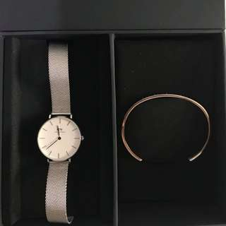 DANIEL WELLINGTON WATCH SETS