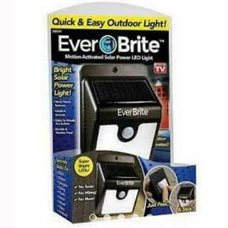 Ever brite solar light