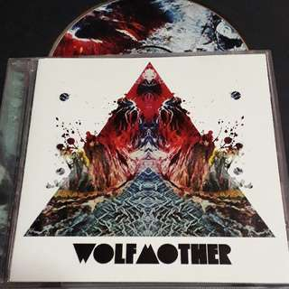 wolfmother ep cd stoner
