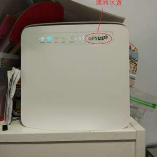 華為 澳洲水 4G LTE Router 路由器 E-5186S-61A 已刷 3HuiGate HK$650