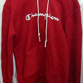 Champion hoodie 加絨衛衣