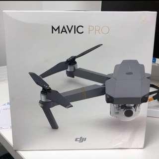 全新未拆DJI Mavic Pro