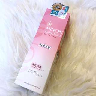 Minon Amino Moist Moisture Charge Milk