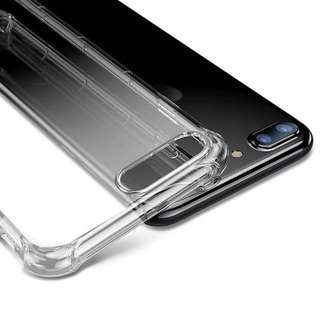 iPhone 7Plus /8Plus & iPhone X Transparent Casing