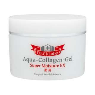 Dr. Ci:Labo Aqua-Collagen-Gel Super Moisture EX Medicated 120g