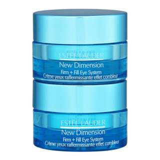 "Estee Lauder Dimension Firm +Fill Eye System 0.34oz0""50…110ml"