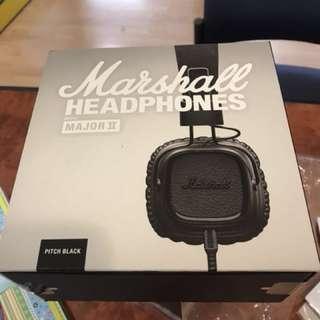 Marshall headphone ( Major II)