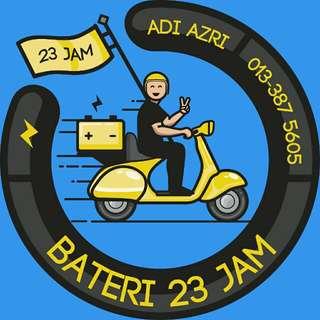 BATERI 23 JAM