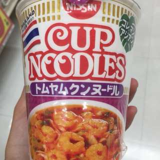 NISSIN CUPNOODLES