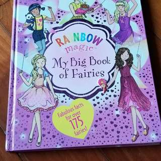 Rainbow Fairies Book