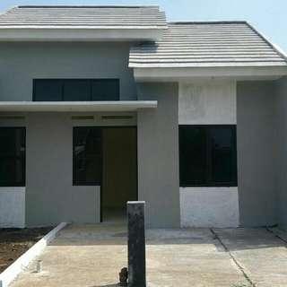 Rumah baru jarang ada tanpa DP