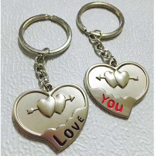 Couple Keychains