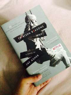 THIRTEEN REASONS WHY (JAY ASHER)