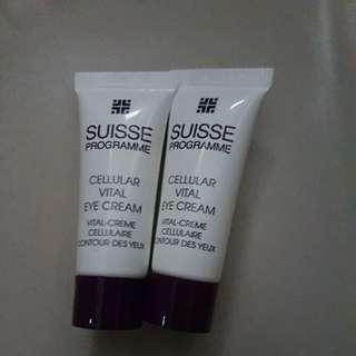 Suisse Programme Cellular Vital Eye Cream