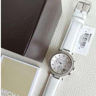 Michael Kors Parker Chronograph Leather Midsize 39mm, MK2277