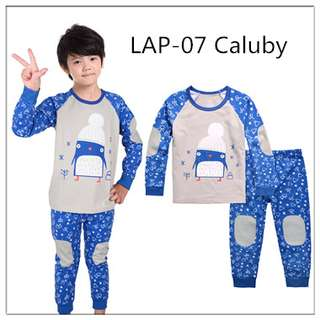 Boy Long sleeve Pajamas LAP-07