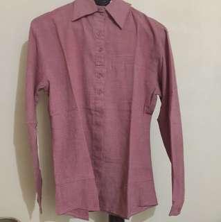 Shirt merah#cintadiskon