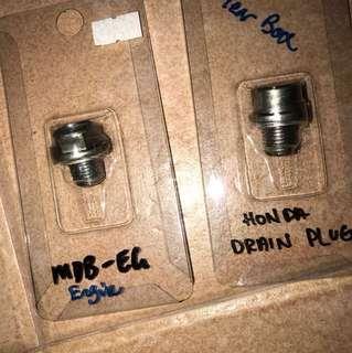 Original Honda Drain plug