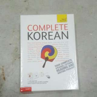 Teach yourself Korean
