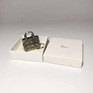 Dior keychain