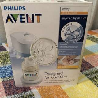 Avent Breast Pump (electronic/manual)