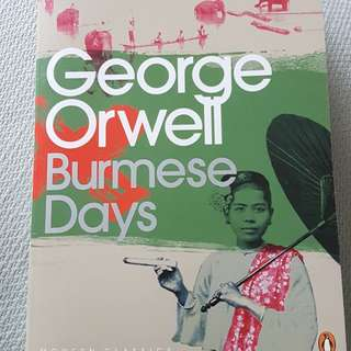 Burmese Days (by George Orwell)